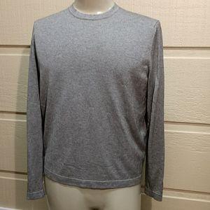 2/$40 - BR cashmere silk blend sweater/base layer